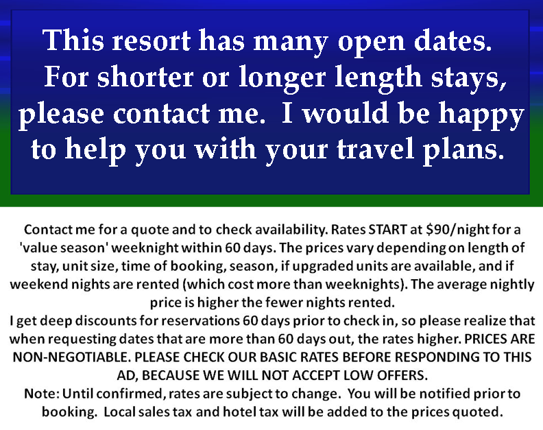 footer dates and rates revised