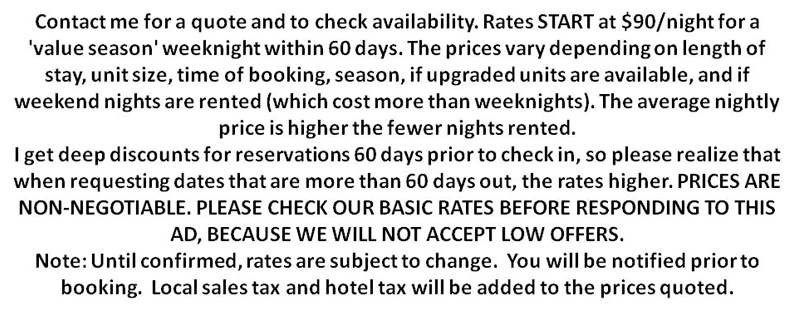 rates revised