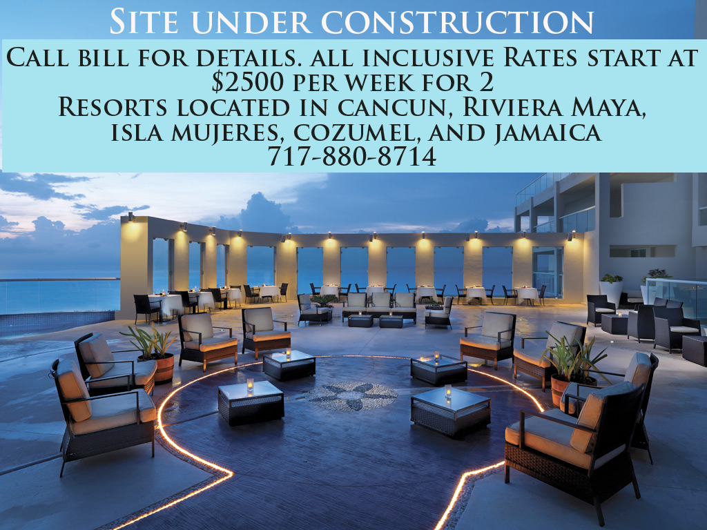 all inclusive under construction
